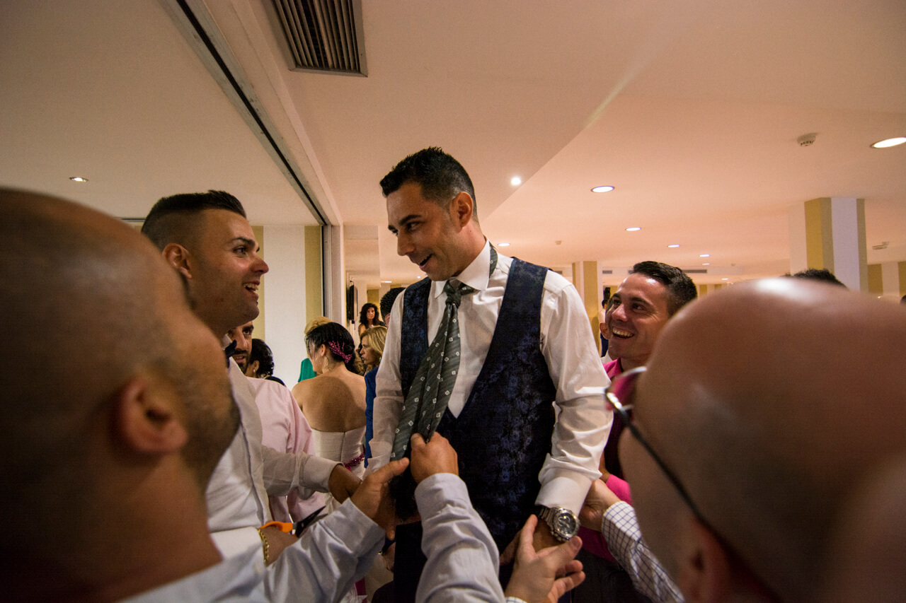 Boda Alejandra&Raul 08/07/2017 en AHAgora Hotel en Caceres